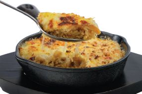 731. CHEESE CRAB RICE WITH CARI OVEN